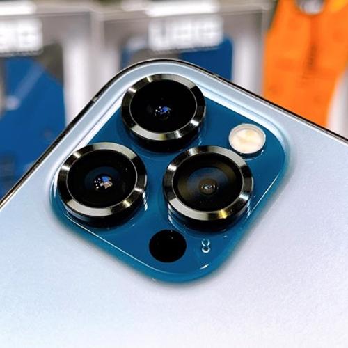 Dán camera không viền dành cho iphone 7+, 8+, X, XS, XS MAX