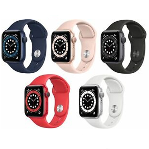 Đồng hồ Apple Watch Series 6 40mm GPS - New 100%
